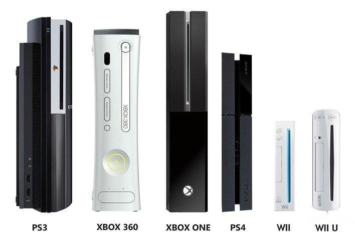 consolas de videojuegos las mejores