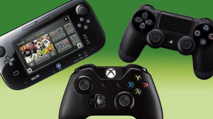 Xbox One, PS4, Wii U