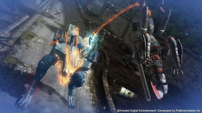 Metal Gear Rising Revengeance Blade Wolf DLC