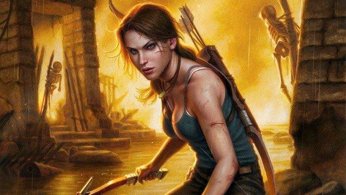 Tomb Raider Comic