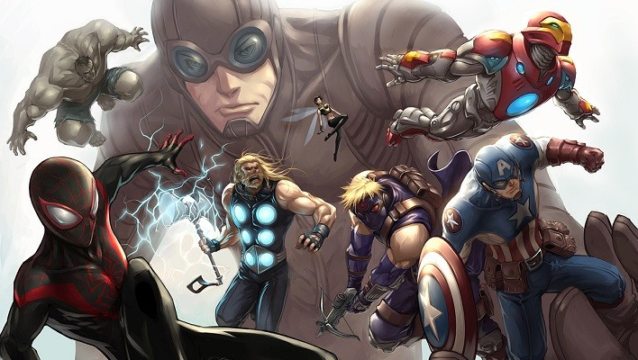 Universo Ultimate Marvel