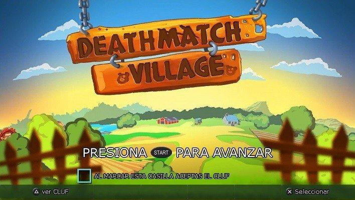 03 DeathMatch Village logo