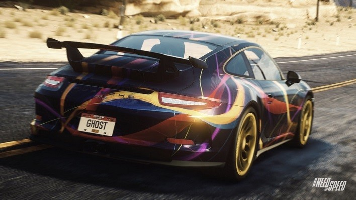 47 Need for Speed Rivals