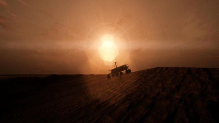 Take On Mars - Desconsolados 2
