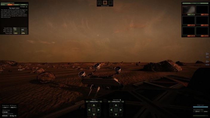 Take on Mars - Desconsolados 12