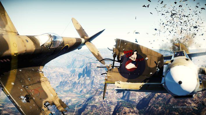 War Thunder - 3