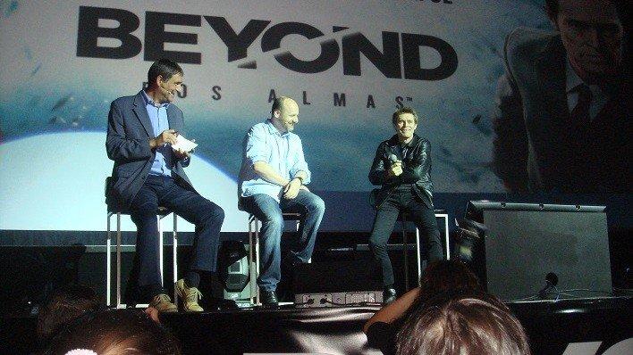 Beyond Evento 4
