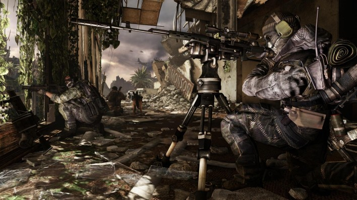 Call of Duty: Ghosts - Singleplayer Screenshots