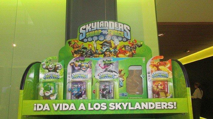 Skylanders SWAP Force 2