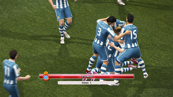 PES 2014 Screenshot