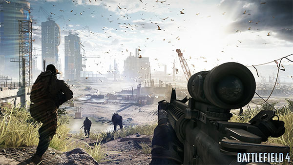 Battlefield 4 Screenshot