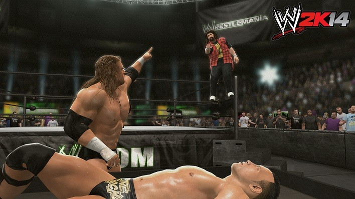 wwe-2k14-WM16-hhh-rock-show-foley_1600