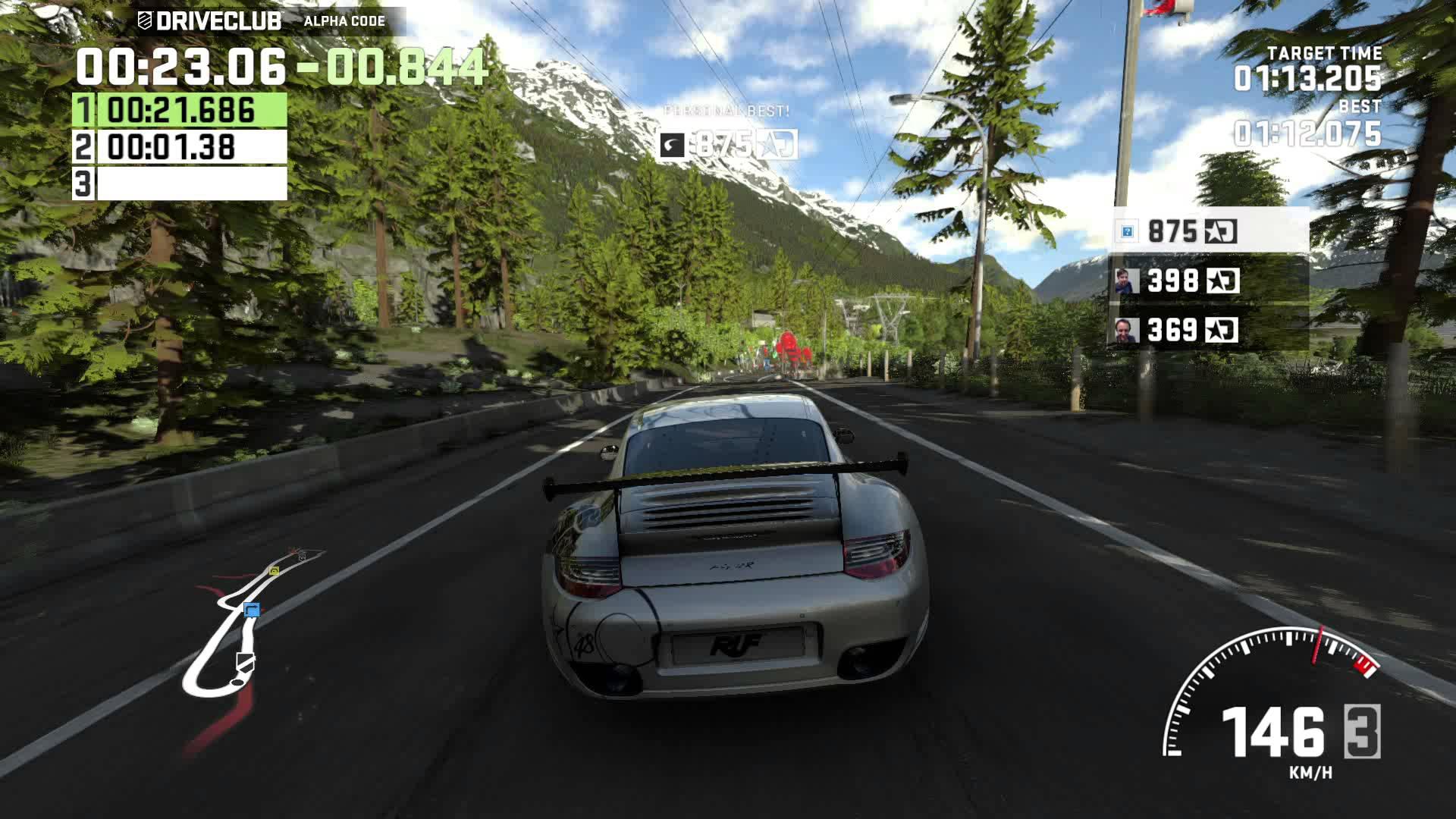 DRIVECLUB podría llegar a lanzarse junto a PS4 en Japón