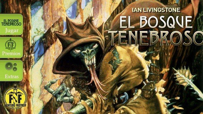 Fighting Fantasy: El Bosque Tenebroso