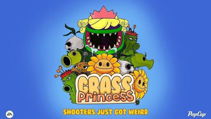Plants vs Zombies Garden Warfare Playstation
