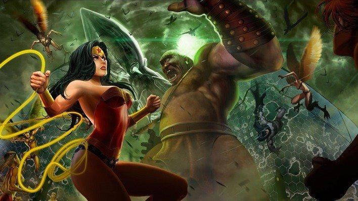 DC Universe Online Amazon Fury Part I