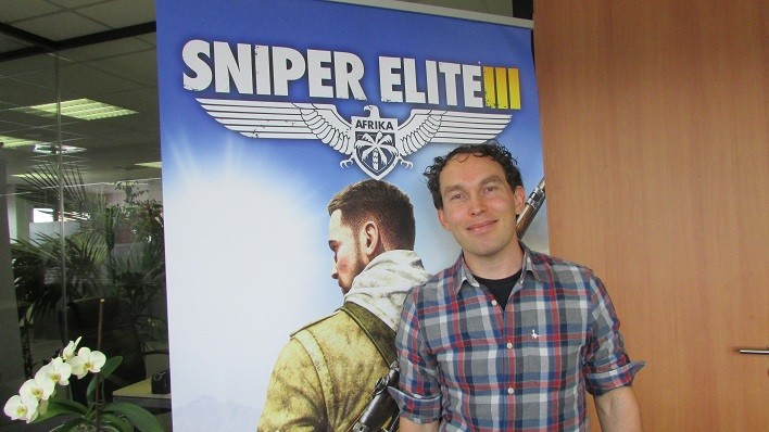 Sniper Elite III Chris Payton