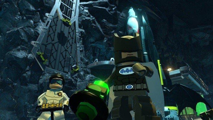 LEGO Batman 3: Mas Alla de Gotham