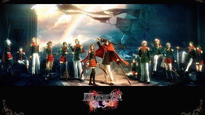 Final Fantasy Type 0