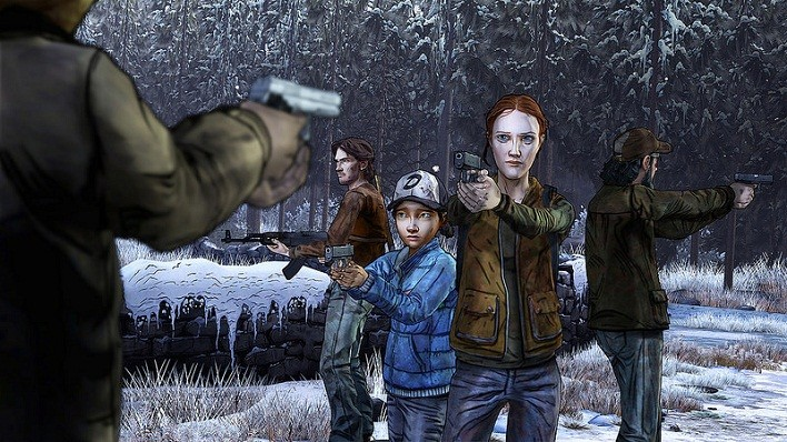 The Walking Dead Season 2 Episode 4 Amid the Ruins