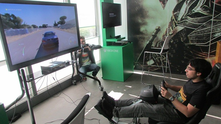 Forza Horizon 2 Presentación Madrid