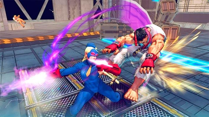 Ultra Street Fighter 4 Screenshot