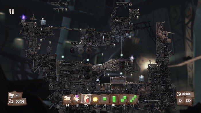 flockers 01 escenario