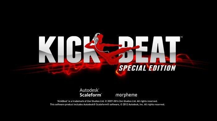 kickbeat 00 logo