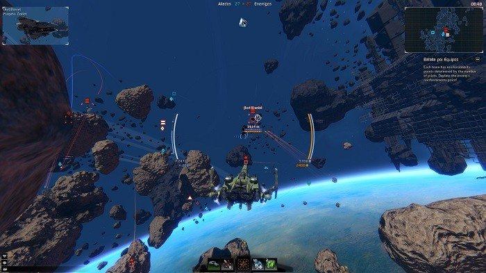 star conflict 11 combate