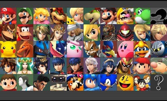 smb 01 personajes