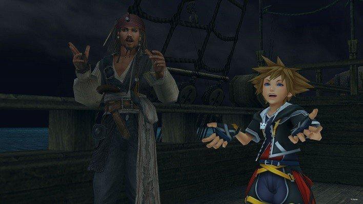 Kingdom Hearts 2.5 HD