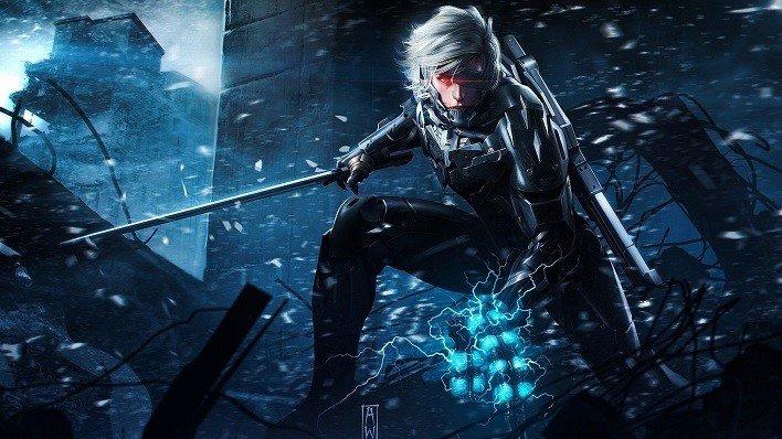 Metal Gear Rising 334621