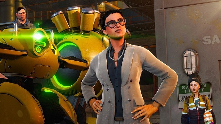 Sunset Overdrive Mystery of Mooil Rig