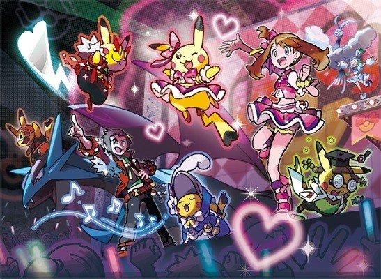 pokemon roza 06 concursos