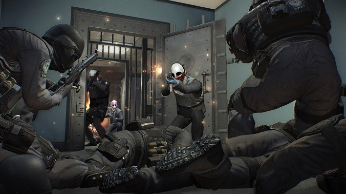 Payday-2-bank-heist
