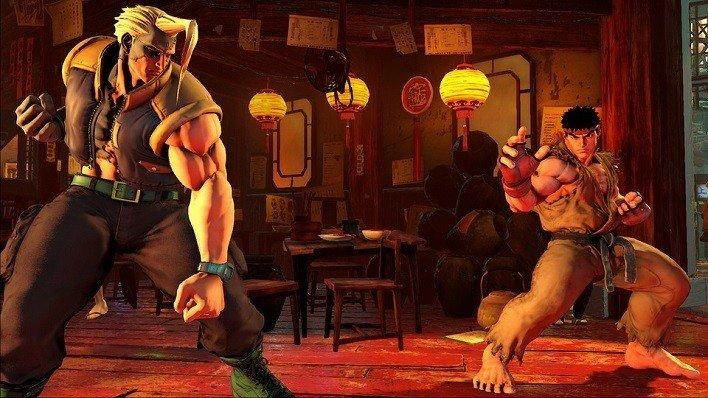 Street Fighter V pantalla 4_