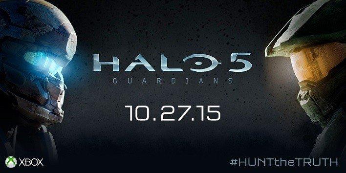 Halo 5 Guardians Date