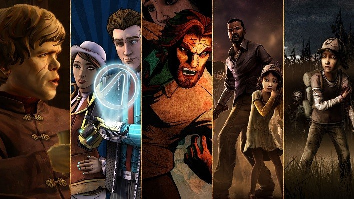 Telltale Games Collection image