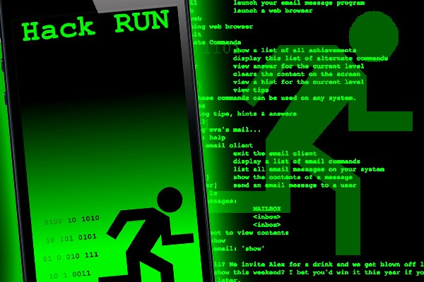 00 logo hack run