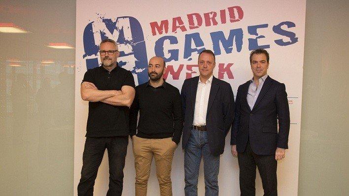 MadridGamesWeekRpPresentacion