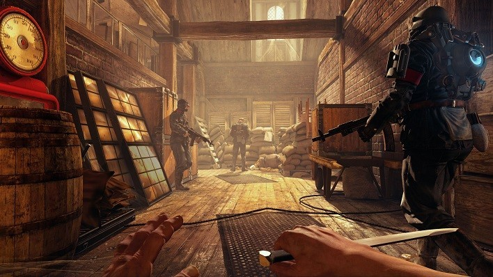 Wolfenstein The Old Blood 1430838306-wolf-launch-screen-5