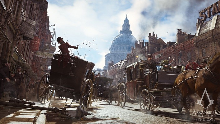 Assassins Creed Syndicate ACS_Screen_CarriageGunFight_wm_E3_150615_4pmPT_1434307892