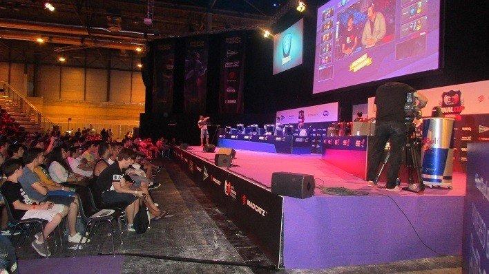 La tercera edición de Gamergy nos trae el espectáculo de los eSports a Madrid