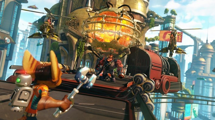 Ratchet & Clank 1433951475-4-metro-train