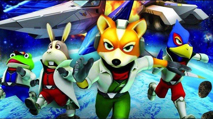 Star Fox maxresdefault