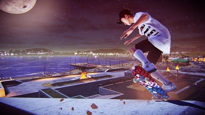 Tony Hawk Pro Skater 5 2861278-thps5_beach_nyjah_nosebluntslide