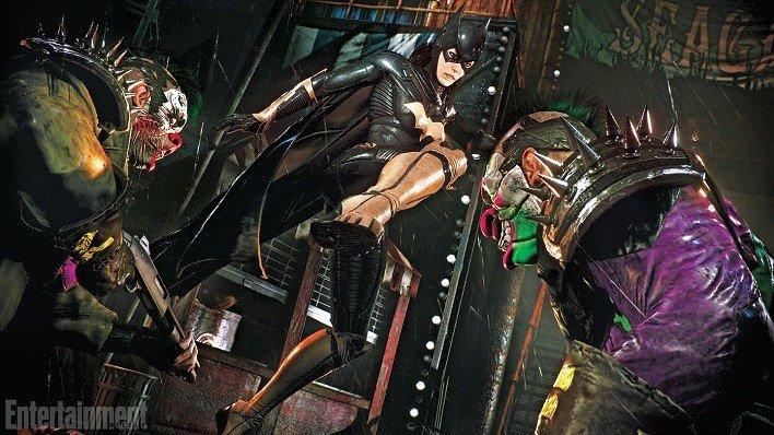 Batman arkham-knight-batgirl-ew
