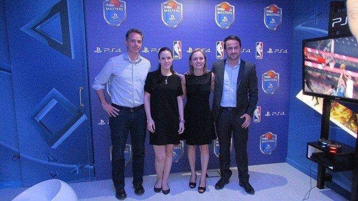 La NBA y Playstation se alían para llevar NBA 2K15 a los eSports de España