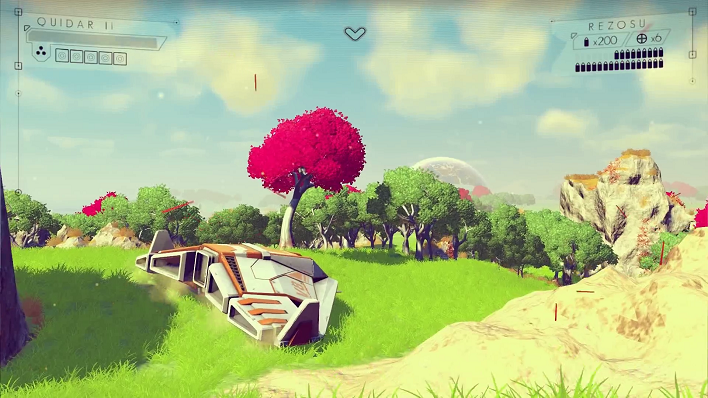 No Mans Sky Field