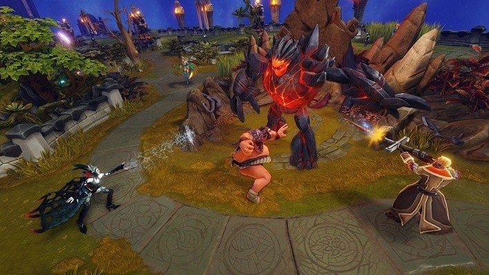 Arena of Fate gamescom_shot4